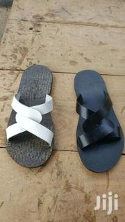 Best Leather Slippers For Men | Shoes for sale in Eastern Region, Asuogyaman