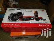 Focusrite 2nd Generation Studio Bundle | Musical Instruments for sale in Greater Accra, Adenta Municipal