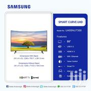 Samsung 55 Inches 4K Smart Curved TV | TV & DVD Equipment for sale in Greater Accra, Apenkwa