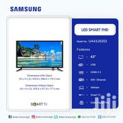 WAS 2960, NOW 2339 GHC Samsung 43 Inches Fhd Digital Smart TV | TV & DVD Equipment for sale in Greater Accra, Alajo