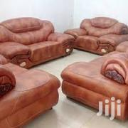 7 Seaters Slightly Used Sofa Chairs For Quick Sales   Furniture for sale in Greater Accra, Tema Metropolitan