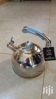 Stainless Steel Tea Kettle | Kitchen & Dining for sale in Greater Accra, Ga East Municipal