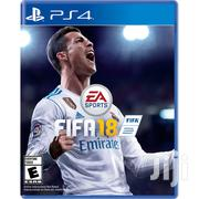 Fifa 18 For PS4 | Video Games for sale in Greater Accra, South Labadi