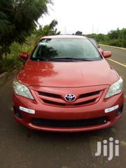 Toyota Corolla 2012 Red | Cars for sale in Greater Accra, North Dzorwulu