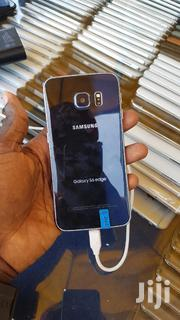 Samsung Galaxy S6 edge 32 GB Blue | Mobile Phones for sale in Greater Accra, Adenta Municipal