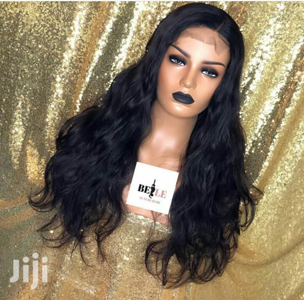 Brazilian Remy Body Wave Wig Cap 18 Inches