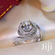Pure White Gold Promise/Engagement Ring | Jewelry for sale in Greater Accra, Ga South Municipal