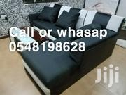 Quality Italian Sofa Chair With Cental Table | Furniture for sale in Greater Accra, Accra new Town