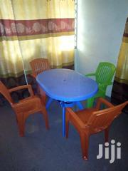 Plastic  Chairs And Table | Furniture for sale in Central Region, Awutu-Senya