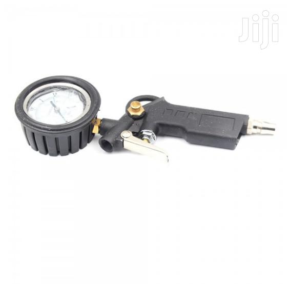 Pressure Gauge Shatter-proof