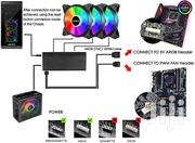 Uphere RGB Series Case Fan 5 Set | Computer Hardware for sale in Greater Accra, Kwashieman