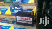 15plate 80ah Bosch Car Battery | Vehicle Parts & Accessories for sale in Greater Accra, Akweteyman