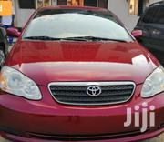 Toyota Corolla 2006 Red | Cars for sale in Greater Accra, Tema Metropolitan