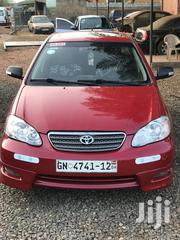 Toyota Corolla 2007 1.8 VVTL-i TS Compressor Red | Cars for sale in Greater Accra, East Legon