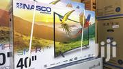 Nasco 40 Inches Smart Curved Full HD Digital Satellite LED Tv | TV & DVD Equipment for sale in Greater Accra, Accra Metropolitan