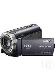 New SONY HD Camcorder 16gb(2 Batterys) | Photo & Video Cameras for sale in Greater Accra, Labadi-Aborm