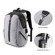 Anti-theft Waterproof Laptop Backpack With USB | Bags for sale in Greater Accra, East Legon