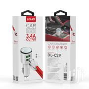 LDNIO Car Charger Dual USB Port 3.4A Output | Vehicle Parts & Accessories for sale in Greater Accra, Ga South Municipal