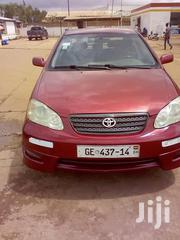 Toyota Corolla 2005 Red | Cars for sale in Greater Accra, Accra Metropolitan