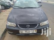 Toyota Corolla 2002 1.6 Sedan Automatic Black | Cars for sale in Greater Accra, Achimota