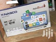 "Nasco Android 50"" Smart Uhd 4K TVS 