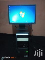 Desktop HP AMD Dual Core 160Gb 2Gb | Laptops & Computers for sale in Greater Accra, Teshie-Nungua Estates