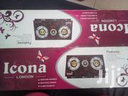 3 Burner Icona Stoove With Tempered Glass Top | Kitchen Appliances for sale in Central Region, Cape Coast Metropolitan