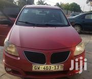 Pontiac Vibe 2008 Red | Cars for sale in Greater Accra, Kotobabi