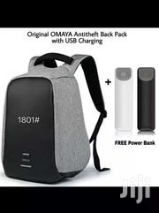Omaya Anti Theft Backpack | Bags for sale in Greater Accra, Akweteyman