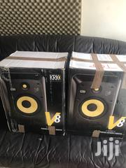 Krk V8 S4 Studio Monitors | Audio & Music Equipment for sale in Greater Accra, Achimota