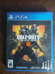 Call Of Duty: Blackops 4 | Video Games for sale in Greater Accra, Achimota