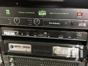 Set Of Amplifiers In A Rack | Musical Instruments for sale in Greater Accra, Kwashieman