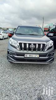 Toyota Land Cruiser Prado 2017 Gray   Cars for sale in Greater Accra, East Legon