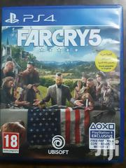 Far Cry 5- PS4 CD Game | Video Games for sale in Greater Accra, Achimota