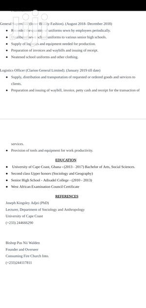 Human Resources Personal