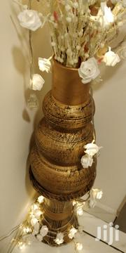 Pot With Flowers And Rose Lights With Switching Option | Home Accessories for sale in Greater Accra, Dzorwulu