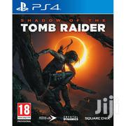 Ps4 Digital Games Shadow Of The Tomb Raider | Video Games for sale in Greater Accra, Avenor Area