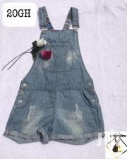 Dungaree Shorts | Clothing for sale in Greater Accra, Odorkor