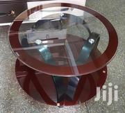 Nice Quality Round Glass Center Table | Furniture for sale in Greater Accra, Accra Metropolitan