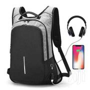 Anti-theft Laptop Backpack With Passlock | Bags for sale in Greater Accra, East Legon