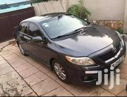 Toyota Corolla 2009 Black | Cars for sale in Greater Accra, Dansoman