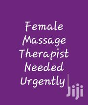 Female Massage Therapist Needed Urgently | Health & Beauty Jobs for sale in Greater Accra, East Legon