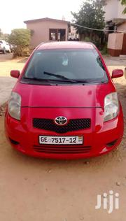 Toyota Yaris 2008 1.3 VVT-i Automatic Red | Cars for sale in Northern Region, Bole