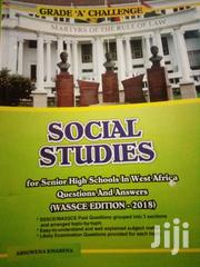 Social Studies Past Questions | Books & Games for sale in Greater Accra, Dansoman