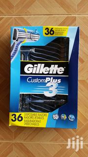 Gillette Customplus 3 Disposable Shaving Razors | Tools & Accessories for sale in Greater Accra, Ga East Municipal