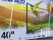 Nasco Smart Tv 40 Inches | TV & DVD Equipment for sale in Greater Accra, Asylum Down