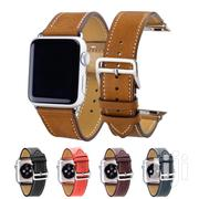 Apple Watch Leather Strap | Smart Watches & Trackers for sale in Greater Accra, Tema Metropolitan