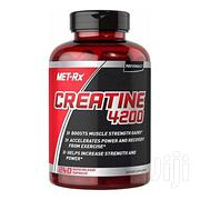 Met Rx Creatine 4200 - 240 Rapid Release Capsules | Vitamins & Supplements for sale in Greater Accra, Accra Metropolitan