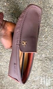 Mens Loafers-Calvin Klein Brown | Shoes for sale in Greater Accra, Ga East Municipal