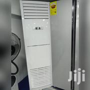 NEWLY White 4.5 Hp Floor Standing Air Condition ( AC )   Home Appliances for sale in Greater Accra, Roman Ridge
